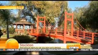 Good Day Sacramento Golden Gate Replica