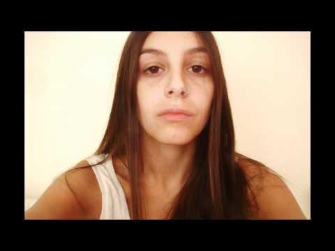 Milf stranded brunette