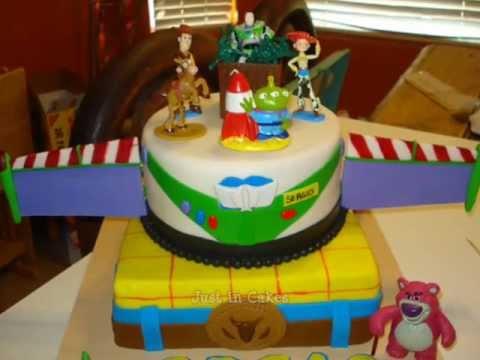 Toy Story Cake Youtube
