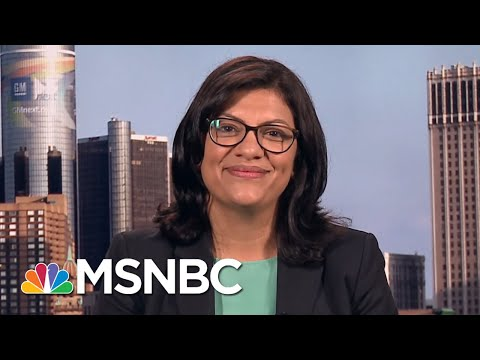 Rashida Tlaib: Our Country Disconnected, Not Divided | Morning Joe | MSNBC