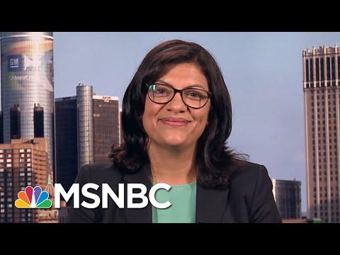 Rashida Tlaib: Our Country Disconnected, Not Divided | Morning Joe | MSNBC