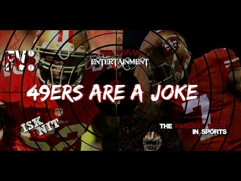 49ers fans make me sick and they're franchise is a disgrace