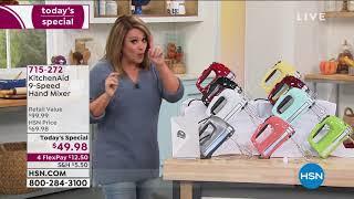 KitchenAid 9Speed Hand Mixer