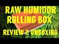 FULL MELT FUSION'S - THE RAW NATURAL ROLLING BOX REVIEW & UNBOXING #RawLife #RawLife