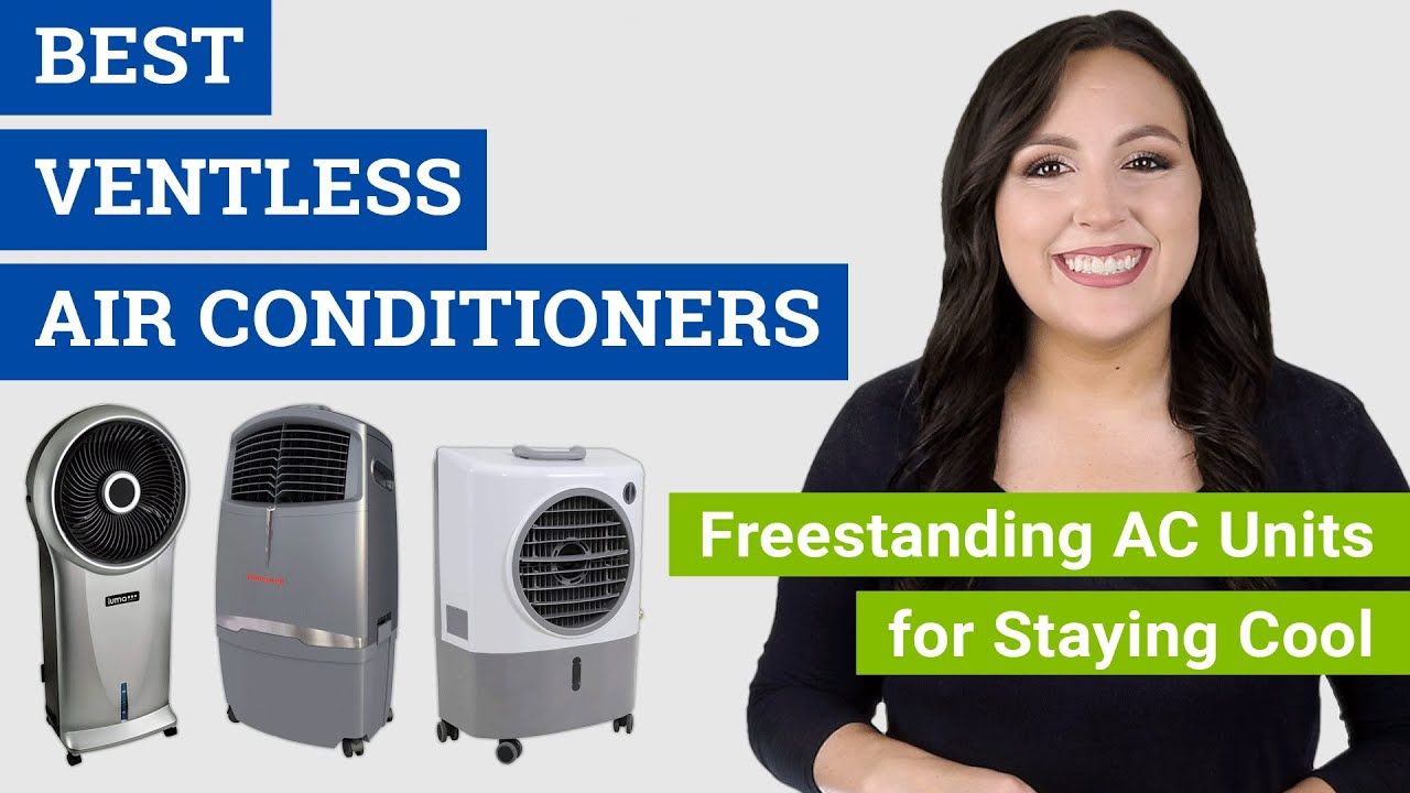 best ventless portable air conditioner 2021 reviews buying guide freestanding ac units no window