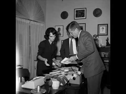 INTERVIEW WITH EVELYN LINCOLN (JFK'S PERSONAL SECRETARY) (JANUARY 21, 1964)