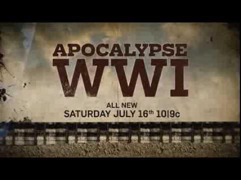 Rider - Apocalypse WW1 AHC