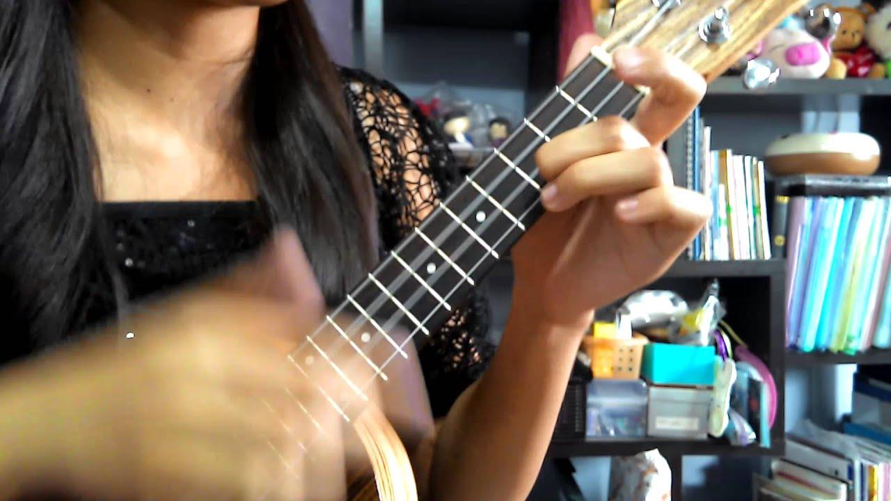 Zee Avi - Bitter Heart Ukulele Cover - YouTube