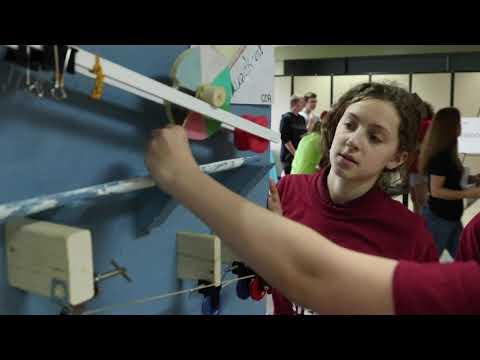 Christian Central Academy Rube Goldberg