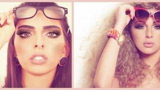 Myriam fares makeup ,مكياج ميريام فارس , myriam fares kifak enta