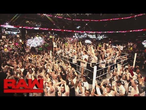 Celebrate the 25th anniversary of Monday Night Raw - Jan. 22 on USA Network