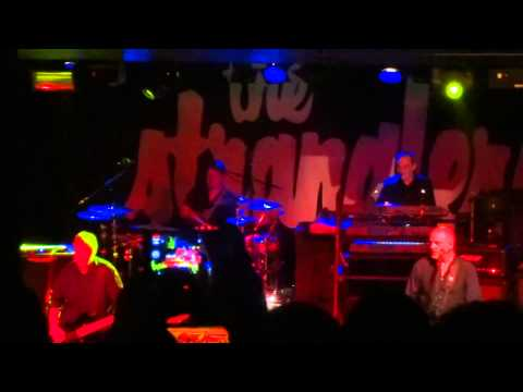 THE STRANGLERS LIVE @ ROCK CITY 2015