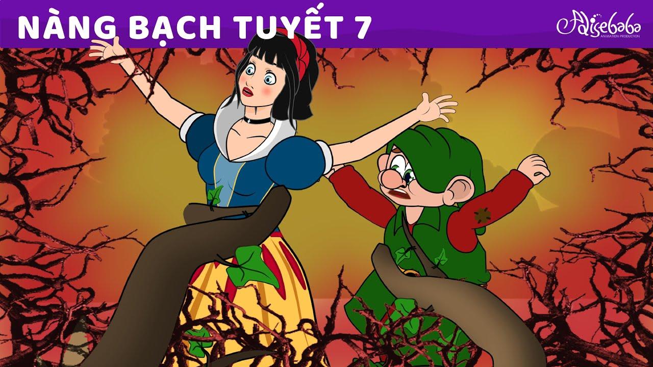 Nàng Bạch Tuyết và nữ thần rừng - Tập 7 | Truyện cổ tích việt nam - Hoạt hình cho Trẻ Em