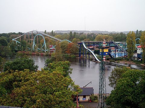 Places to see in ( Tamworth - UK ) Drayton Manor Park