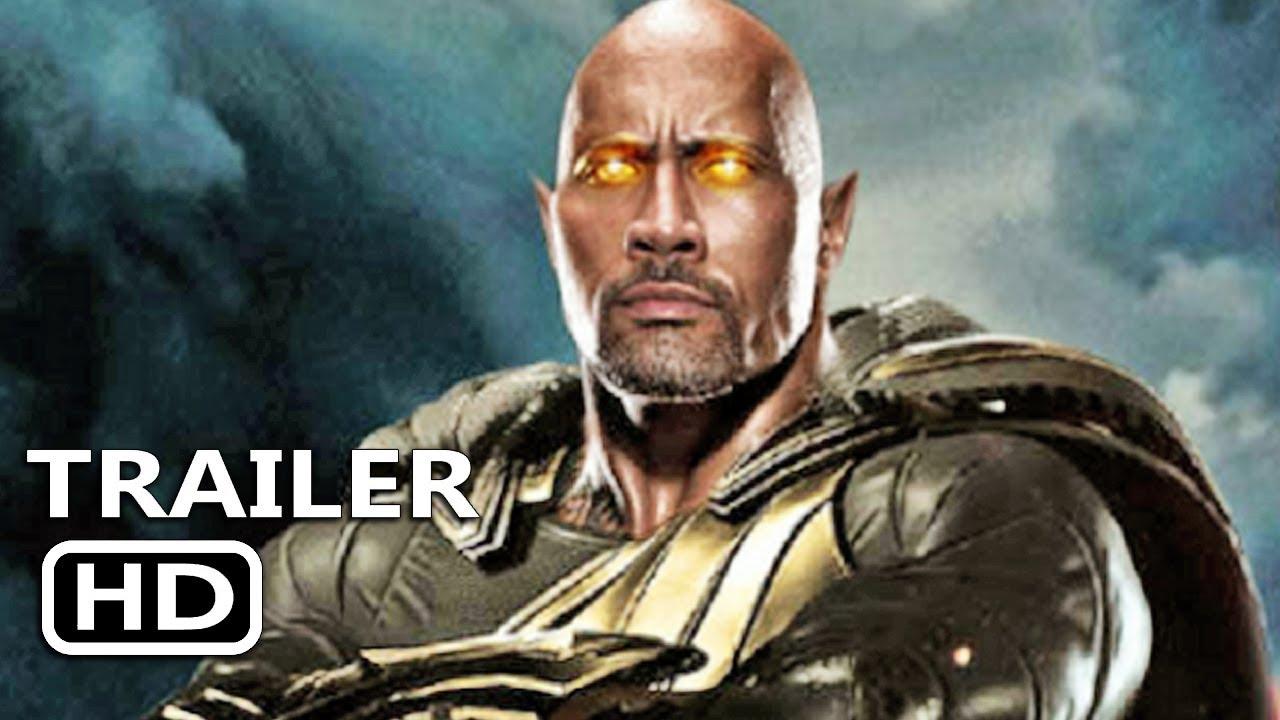 Film Dwayne Johnson 2021