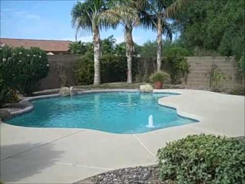 casa grande arizona homes private swimming pools youtube