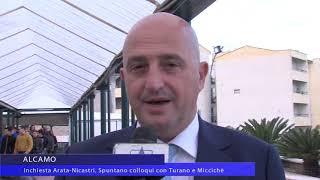 Alcamo, inchiesta Arata-Nicastri contatti con politici