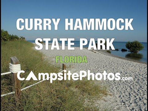 curry hammock state park florida campsite photos curry hammock state park florida campsite photos   youtube  rh   youtube