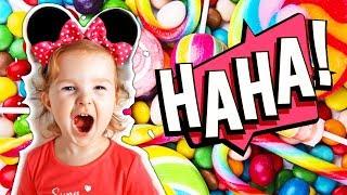 Johny Johny Yes Papa Kids song Mia eating sugar / Мия кушает сахар Джони Джони да папа Детское видео