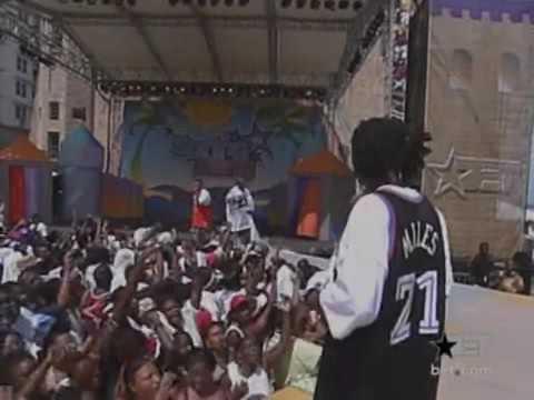 Lil Wayne & Mannie Fresh live at @Bet Spring Bling 2003