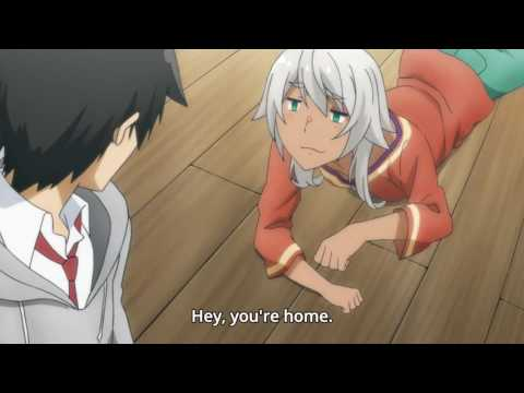 Flying Witch Funny Scene