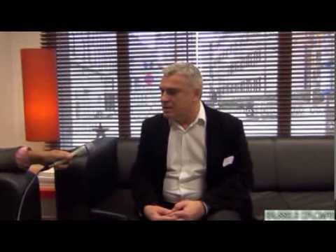 INTERVIEW CO-PRESIDENT FEDERALIST PARTY YVES GERNIGAULT