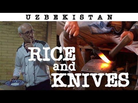 Узбекистан. Плов и Пчаки.