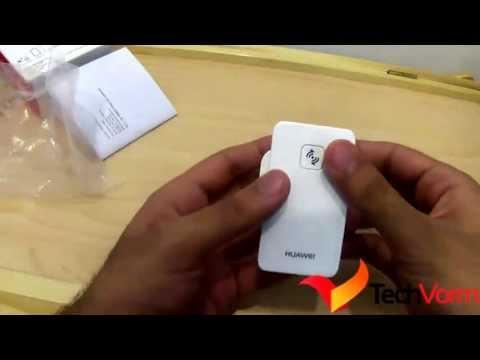 Huawei WS320 WiFi Repeater Manual Setup Guide