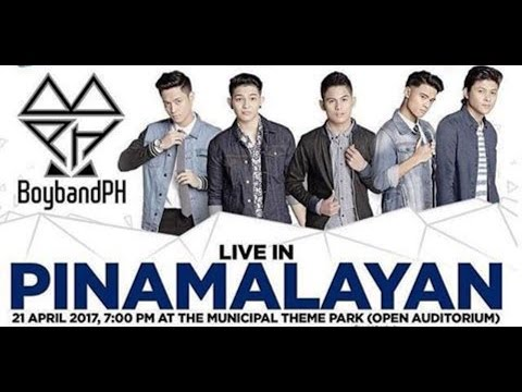 BoybandPH goes to Pinamalayan, Oriental Mindoro