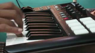 luka-chuppi-photo-song-kartik-aaryan-kriti-sanon-keyboard-flute-cover