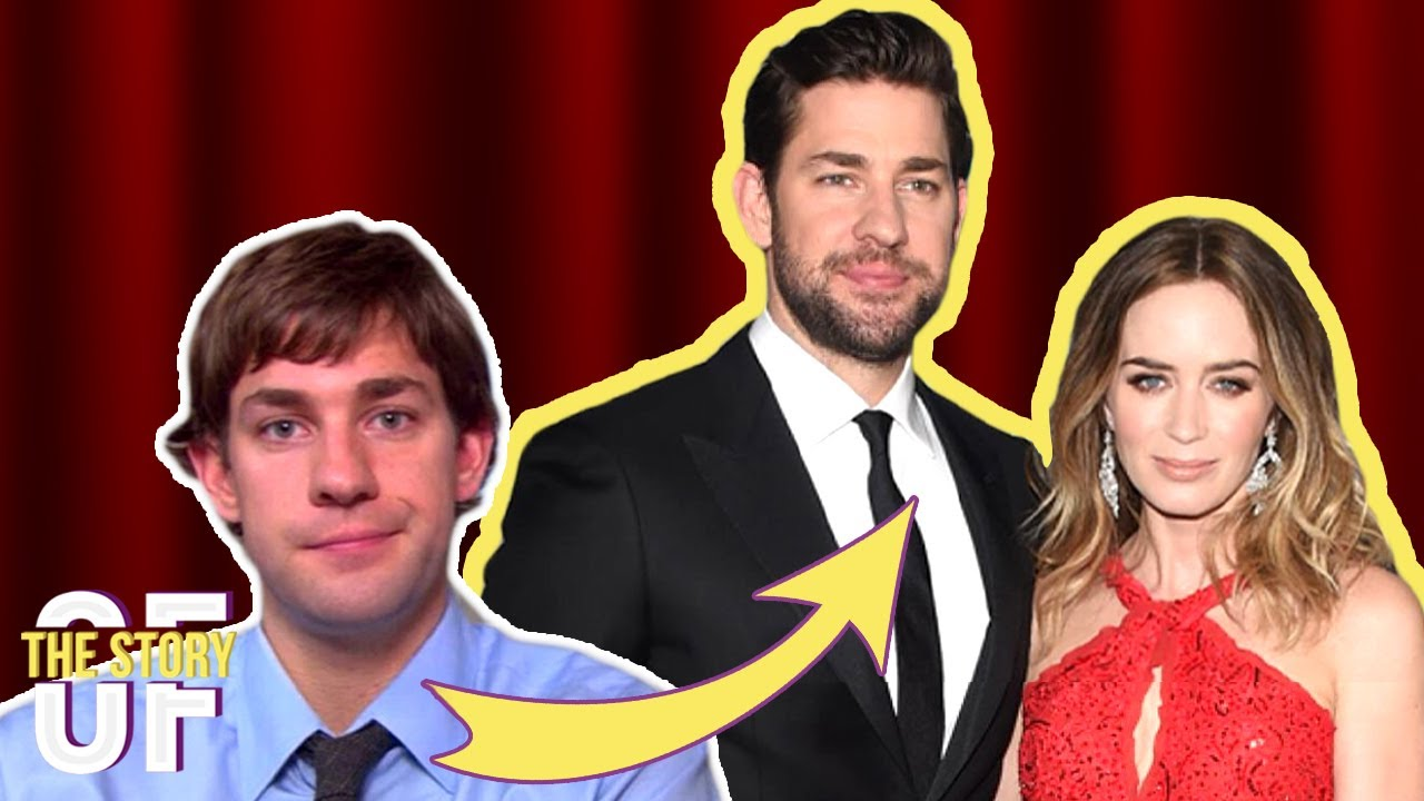 The Story Of John Krasinski & Emily Blunt: A Real Life Romcom