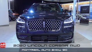 2020 Lincoln Corsair AWD - Exterior And Interior - Montreal Auto Show 2020