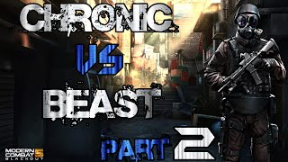Baixar MC5| CĦR〄ŊIC™ 🆚 BEAST izii Pizii ( Hs MC5, F17, Sem Limit, Ermac Run) Part 2