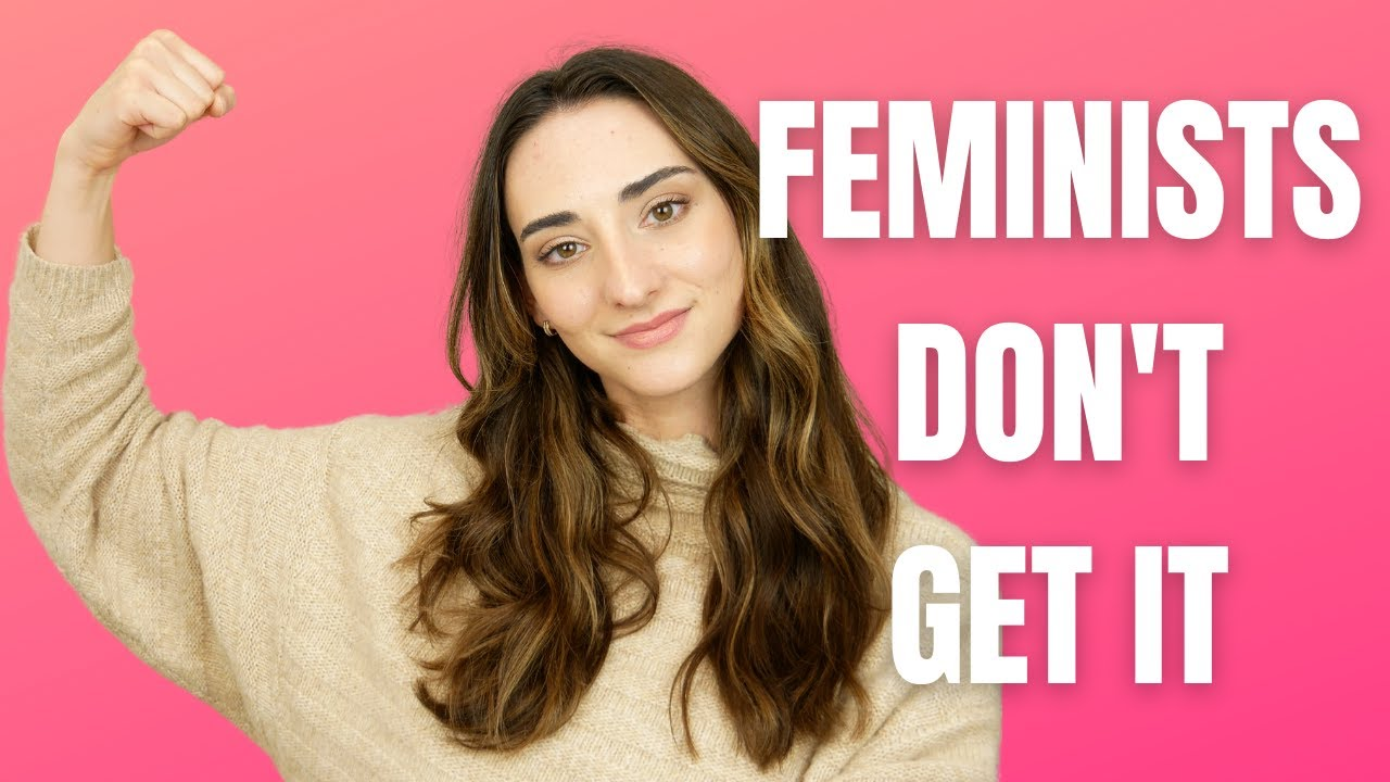 Women Are POWERFUL As HELL: Debunking The FEMINIST LIE