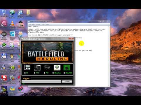 Battlefield Hardline Keygen Generator