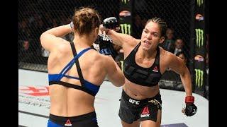 UFC 213: Top 6 nocautes e finalizações de Amanda Nunes