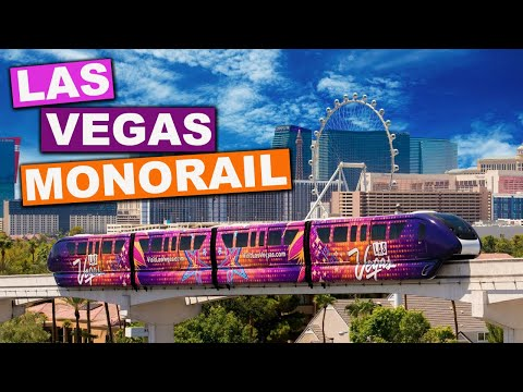 Vegas Monorail Tourism 101 With The Babes