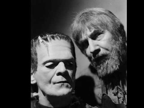 """MONSTERS' MASH PARTY ~ Bobby """"Boris"""" Pickett & The Crypt-Kickers (1962)"""