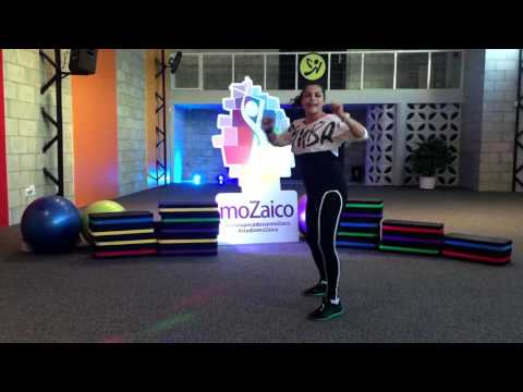Zumba Gold- Warm up- September-