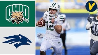 Ohio vs Nevada Highlights | 2020 Famous Idaho Potato Bowl Highlights | College Football