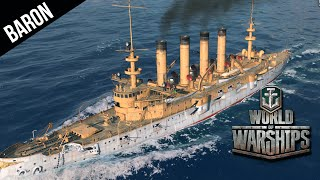 World of Warships - WTF Just Happened?  The St. Louis Class Cruiser