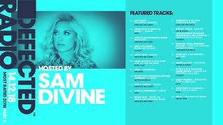 Defected Radio Show presented by Sam Divine - Most Rated 2018 (Part 2) - 14.12.18
