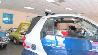 2005 Mercedes Benz Smart Car Cabriolet for sale with test drive, and walk through video