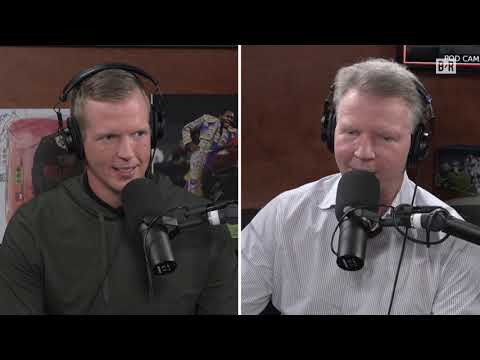 Big Phil Simms In Studio! 💯 Rams-Patriots Super Bowl 53 Film Notebook, Plus More!