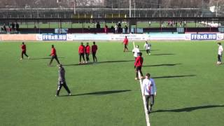 27.03.16 - Сан Сити vs Сахара (Второй тайм) - 2:6