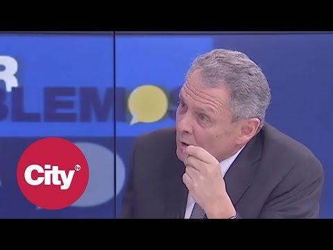 Entrevista al gerente general del Banco de la República | CityTv