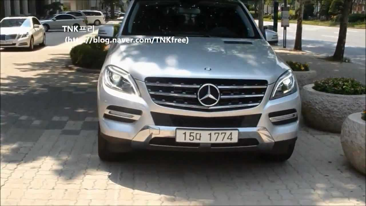 2012 mercedes benz ml 250 test drive youtube. Black Bedroom Furniture Sets. Home Design Ideas