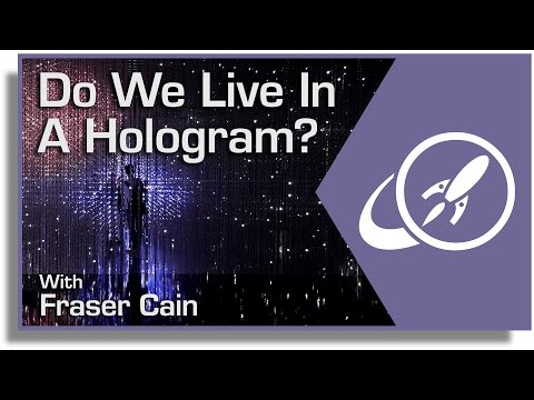 Do We Live in a Hologram? Understanding the Holographic Principle