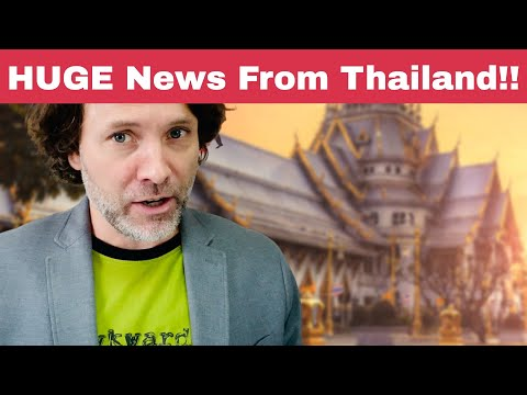 Thailand Reopening with NO QUARANTINE!! 🇹🇭 Bangkok News