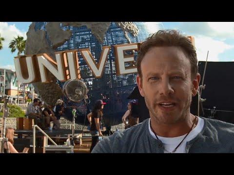 Behind the Scenes of Sharknado 3 at Universal Orlando